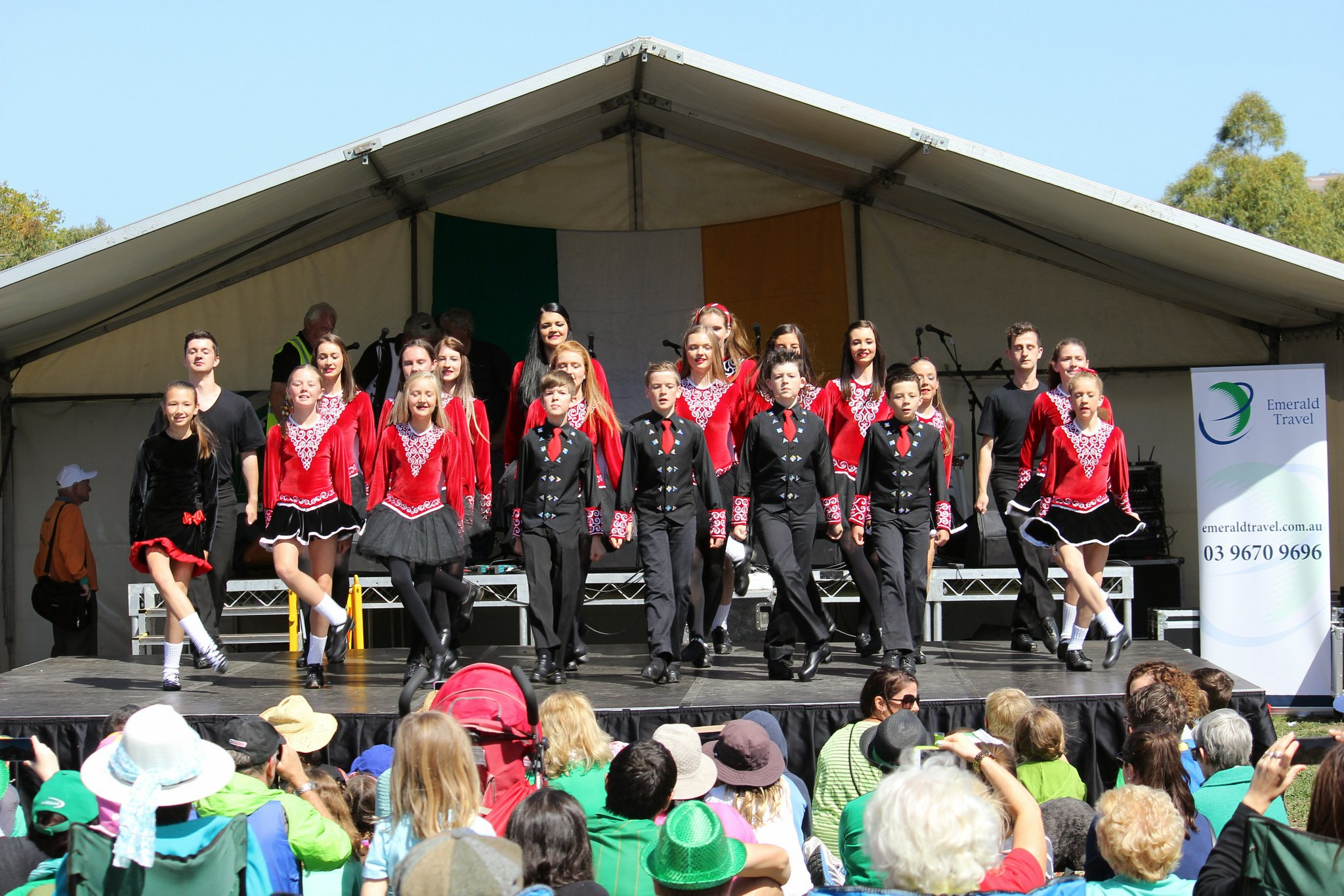 St Patrick's Day Festival 2015