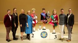 2016 Under 7 Girls Victorian Champion Bridie Berne!