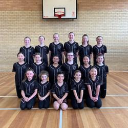Junior Nationals Dancers 2019!
