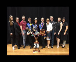 Our 2015 National Solo Champions!