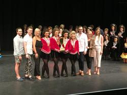Our 2018 Australian Under 15 Girls 4-han