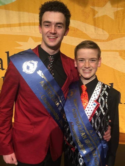 Our 2016 National Solo Champions!