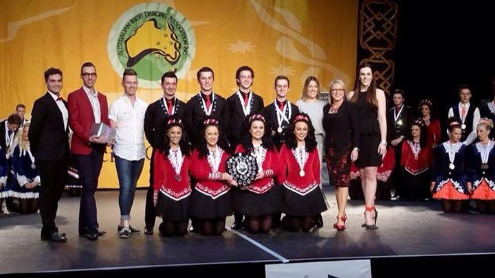 Mixed 8-hand Natonal Champions 2015