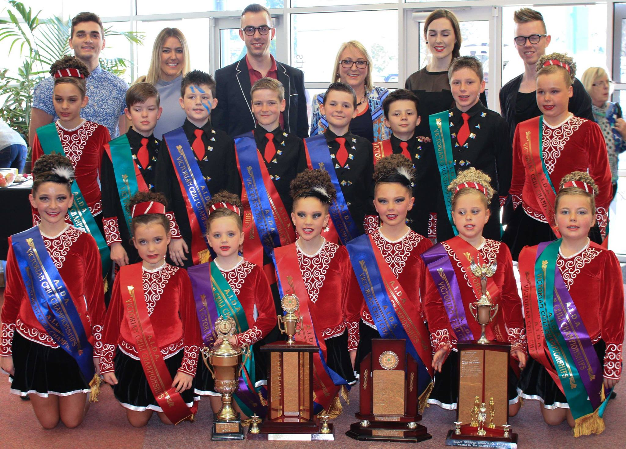 2014 Victorian Ceili Juniors