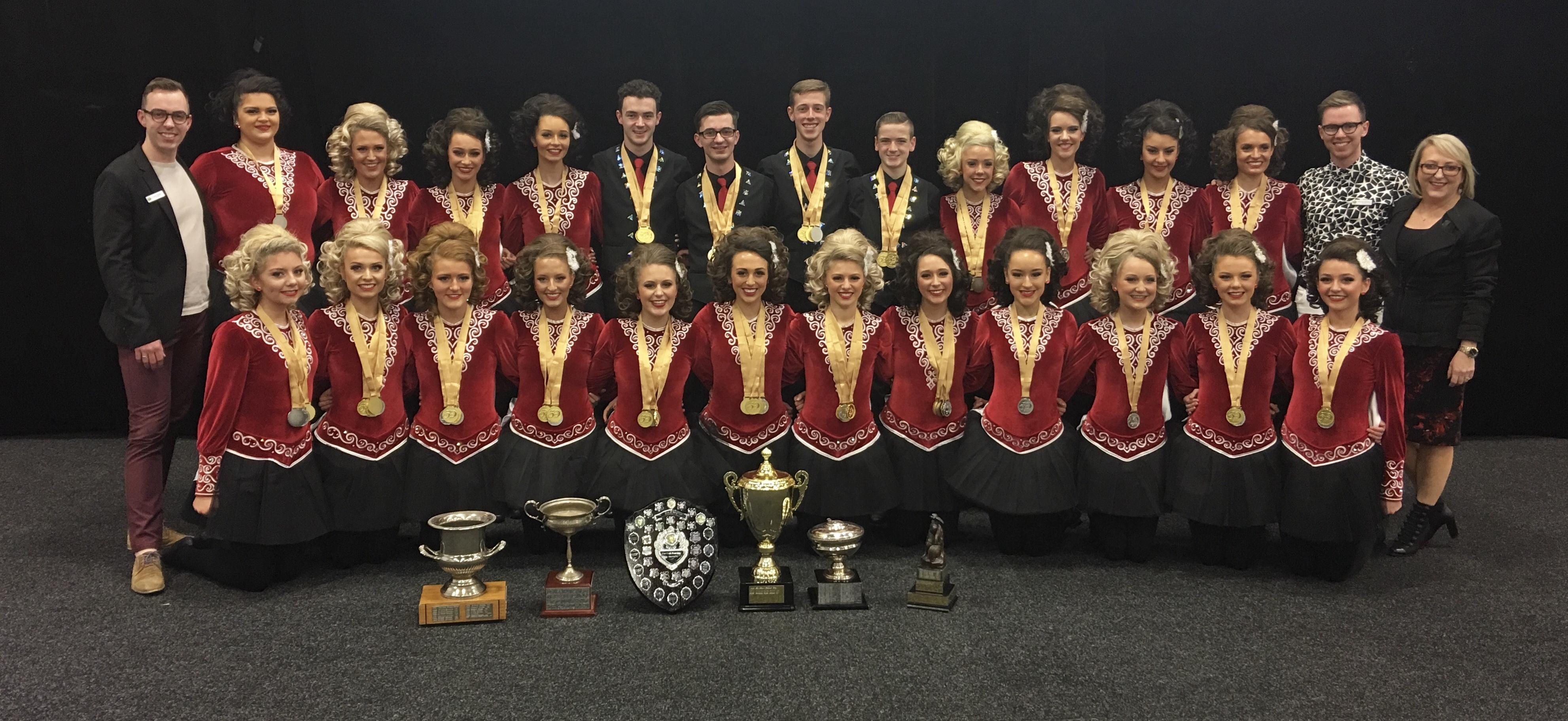 Adelaide Seniors 2017