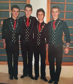Belfast Boys 2012