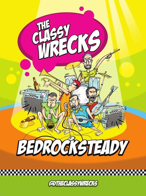 Bedrocksteady Poster 8.5 x 11