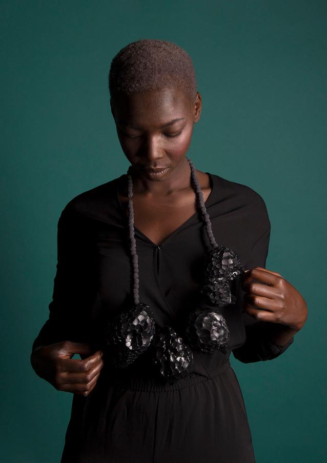 Black Extinction Necklace