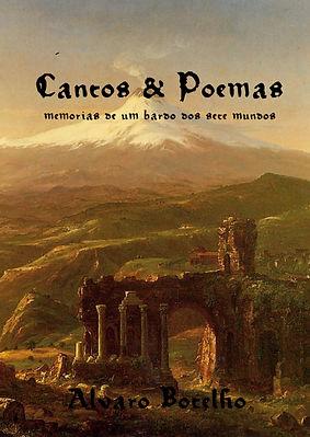 Cantos & Poemas: memórias de um bardo dos sete mundos; literatura fantástica, horror, fantasia, ficção científica, literatura independente, literatura, contos, romances