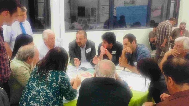 EBC Valparaíso en Diálogos Urbanos para socialización del proyecto Barrio Las Salinas