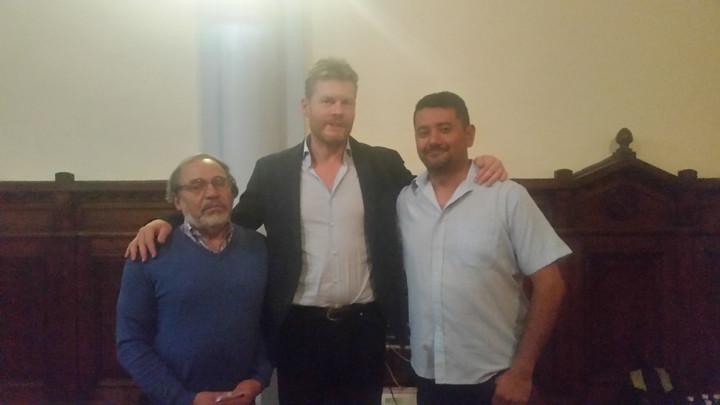 Exitoso Encuentro con Christian Felber en Valparaíso