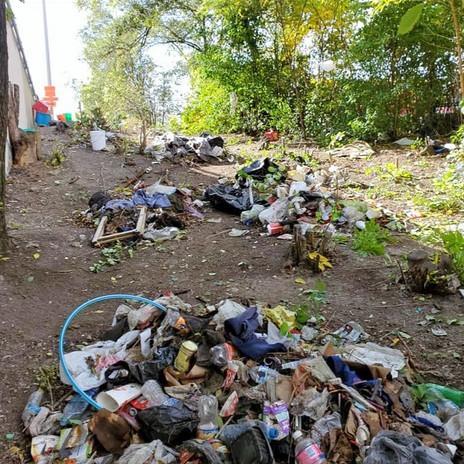Homeless Encampment