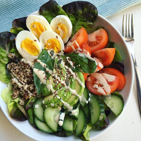 Lunchtime favourite: buddha bowls
