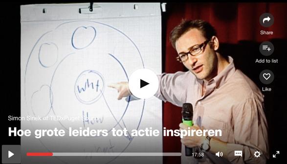 Hoe wordt je een inspirerende leider of organisatie?