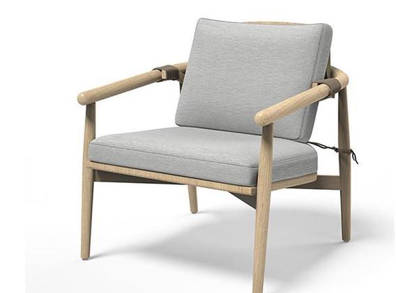New! Morgan Lounge Chair from Kimball Ho