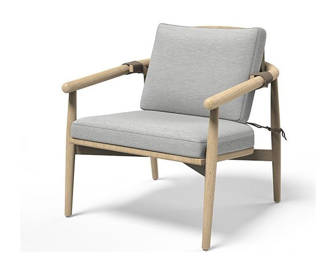 New! Morgan Lounge Chair from Kimball Ho