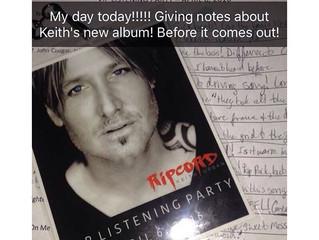 Habit of You. AKA Why I love Keith Urban.