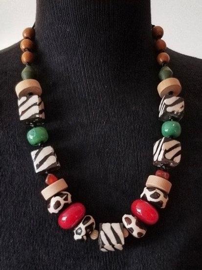 Belle's Nefertiti Necklace
