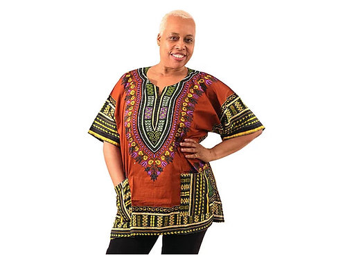 Traditional Dashiki - unisex