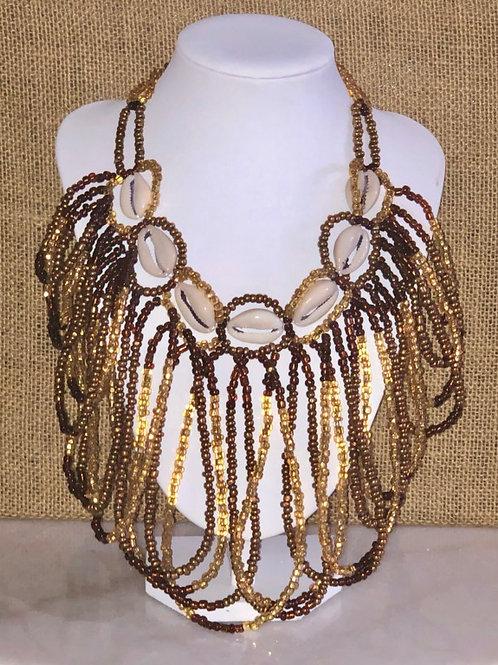 Belle's Multi-Loop Necklace