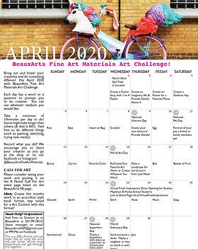 April 2020 BeauxArt Art Challenge.jpg