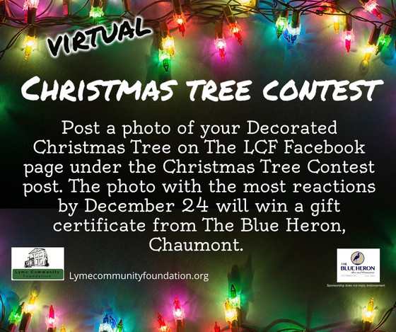 Virtual Christmas Tree Contest