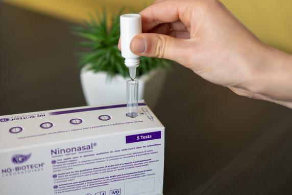 Ninonasal Autotest