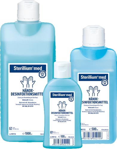 Sterillium® med
