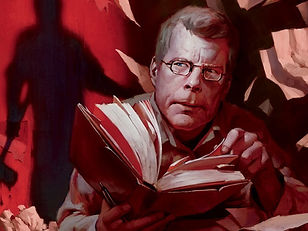 "Stephen King ""worshipped"" his writing"