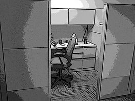Michael Priebe's story about cubicle life