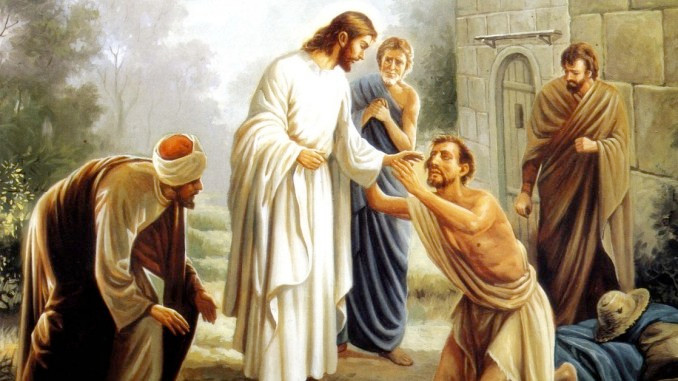 Nothing Is Impossible! 5 Stories of Healing from the Gospels