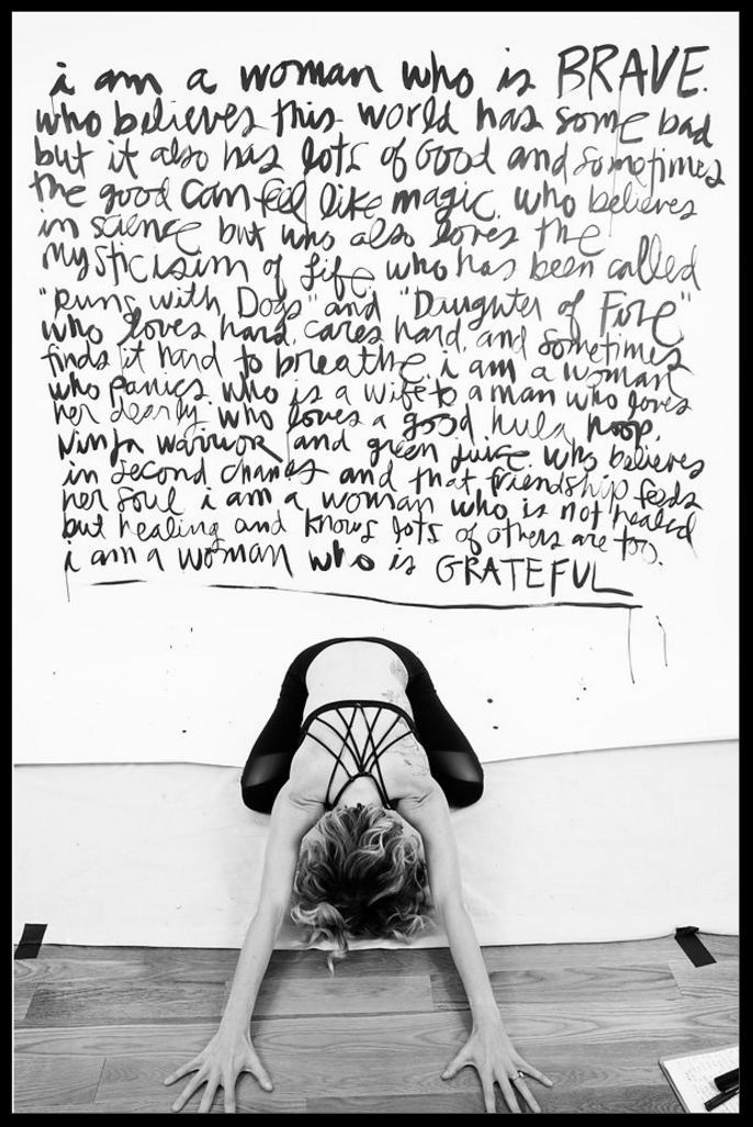 Photo Credit: Jill Valle | I Am A Woman Who