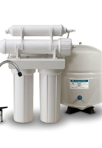 Reverse Osmosis (RO), 50 Gallons per Day with 5 Gallons Tank