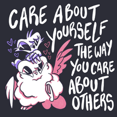 Care About Yourself Like Others