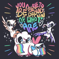 You Deserve To Be Proud Of Who You Are