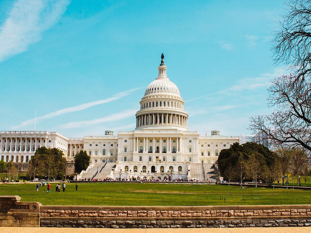 Capitolio de los Estados Unidos de América