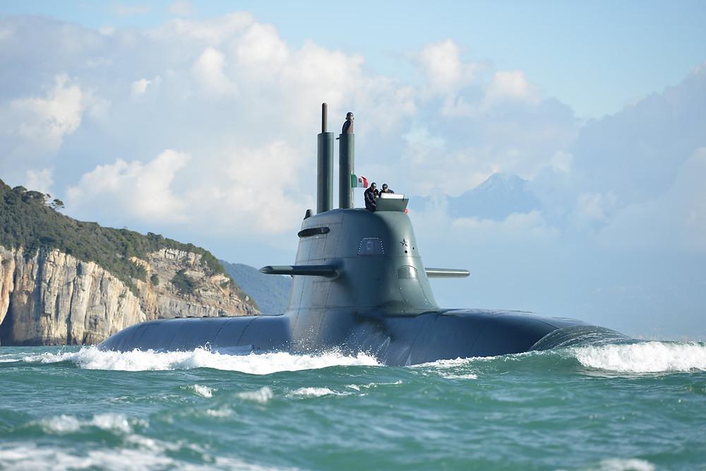 Submarino italiano tipo 212