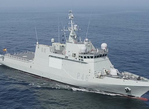 Buques de acción marítima: ni demasiado grandes ni poco armados