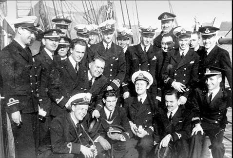 Tratamientos y empleos en la Armada Española