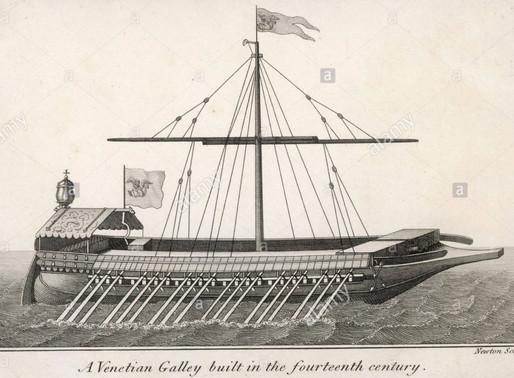 Las marinas de España en el medievo