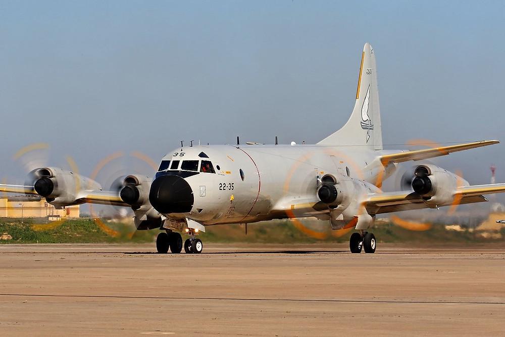 P-3M del Ejército del Aire