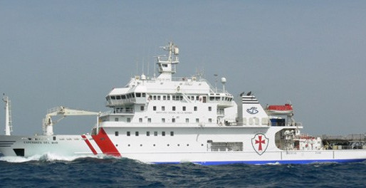 Breve estudio de los barcos hospital españoles (y su utilidad en la crisis del coronavirus)