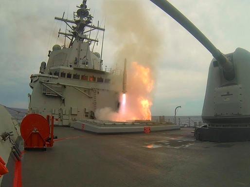 ¿Pocos misiles en las F110? Defensa antimisil (ASMD) en la Armada Española