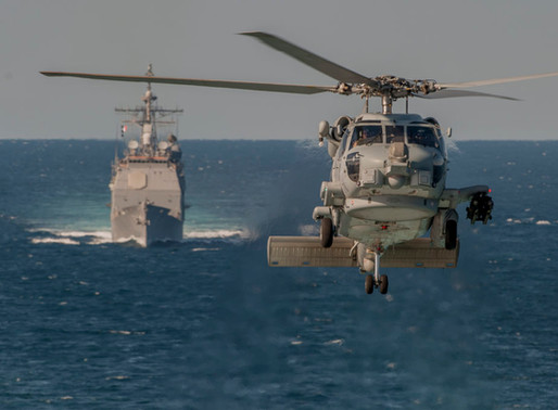 Helicópteros: de Da Vinci al Seahawk