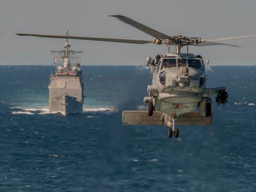El desarrollo del mejor helicóptero naval del mundo
