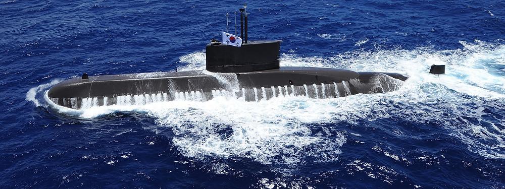 Submarino surcoreano tipo 214