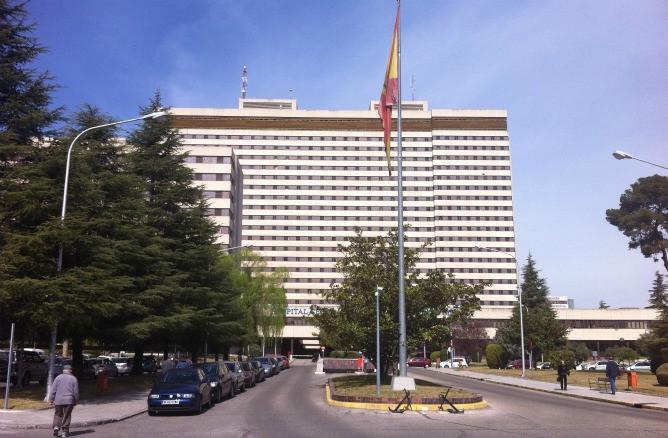 Hospital Central de la Defensa Gómez Ulla