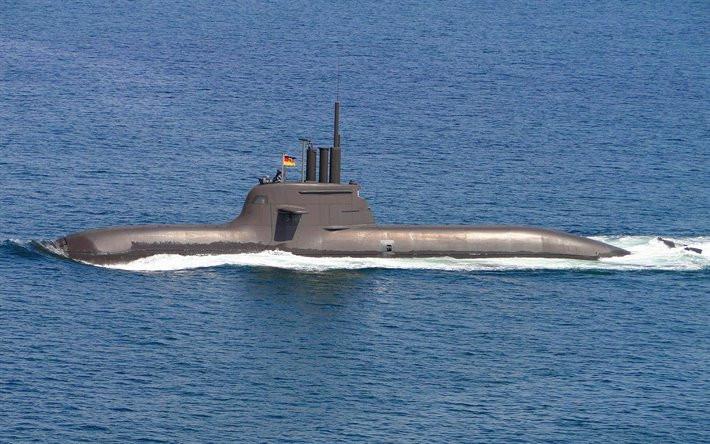 Submarino alemán tipo 212