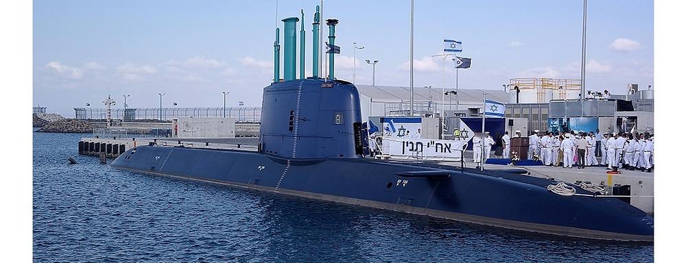 Submarino israelí clase Dolphin-II