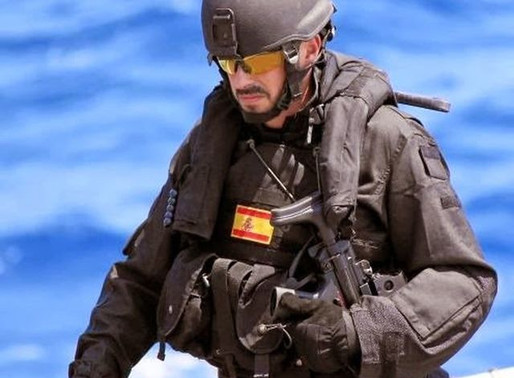 Operaciones especiales contra la piratería